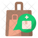 Premium Giveaway Shopping Marketing Product Gift Freebie Present Icon