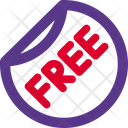 Free Label Icon