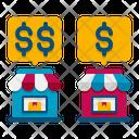 Free Market Icon