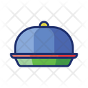 Free Meal Fancy Food Icon