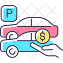 Free Parking Spots Icon