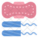 Free Sanitary Napkin Sanitary Napkin Female Icon