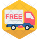Free Shipping Free Delivery Icon