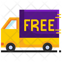 Free Shipping Free Delivery Delivery Icon