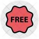 Free Sticker Free Sticker Icon