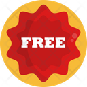 Free Tag Black Friday Offer Icon