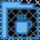 Coffee Break Folder Icon