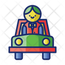 Free Valet Parking Car Free Icon