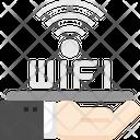 Free Wifi Sign Icon