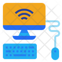 Wifi Service Internet Icon