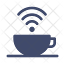 Hotspot Cafe Wifi Icon