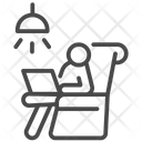 Free workplace Icon