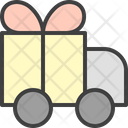 Delivery Present Shipping Icon