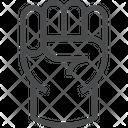 Freedom Fist Icon