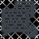 Speech Freeedom Right Icon