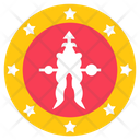 Freedom Trail Coin Icon