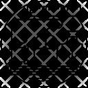 Freelancer Graphics Designer Icon