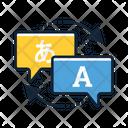 Freelance Translator Icon