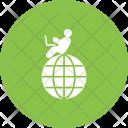 Freelancer Online Work Icon
