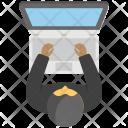 Freelancer Online Employee Icon