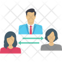 Freelancer Meeting Icon