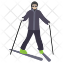 Freestyle Skiing Icon