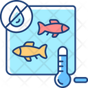 Fishing Freeze Drying Icon