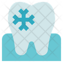 Dentist Freeze Tooth Icon