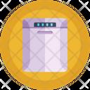 Freezer Refrigerator Fridge Icon