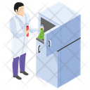Freezing Solution Icon