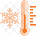 Freezing Temperature Icon