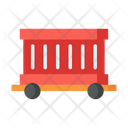 Freight Cargo Container Icon