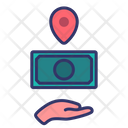 Freight Collect Icon