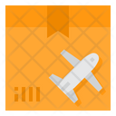 Cargo Box Logistics Icon