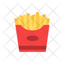French Fries Food Fast Food Icon