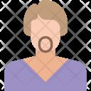French Beard Icon