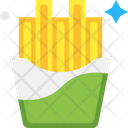 French Fries Fries Food Icon