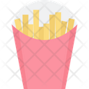 Food French Fries Fries Icon