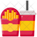 Drink Fast Food Icon