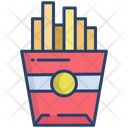 Afrench Fries Icon