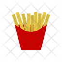 French Fries Food Fries Icon