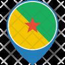 French Guiana Icon