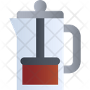 French Press Icon