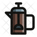 French Press French Press Coffee Coffee Icon