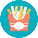 Frenchh Fries Pack Icon