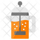 Frenchpress Brew Barista Icon