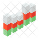 Frequency Graph Icon