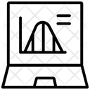 Frequency Polygon Icon