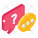 Ask Faq Answer Questions Icon