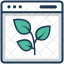 Fresh Content Web Icon